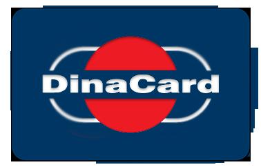 DinaCard logotip